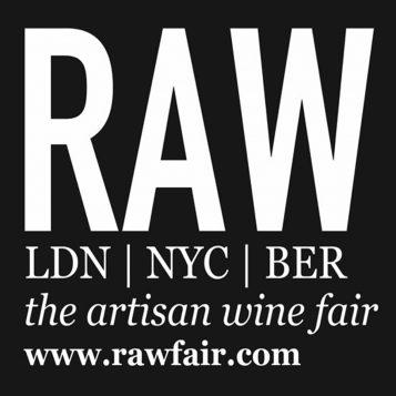 RAW Wine Fair Logo