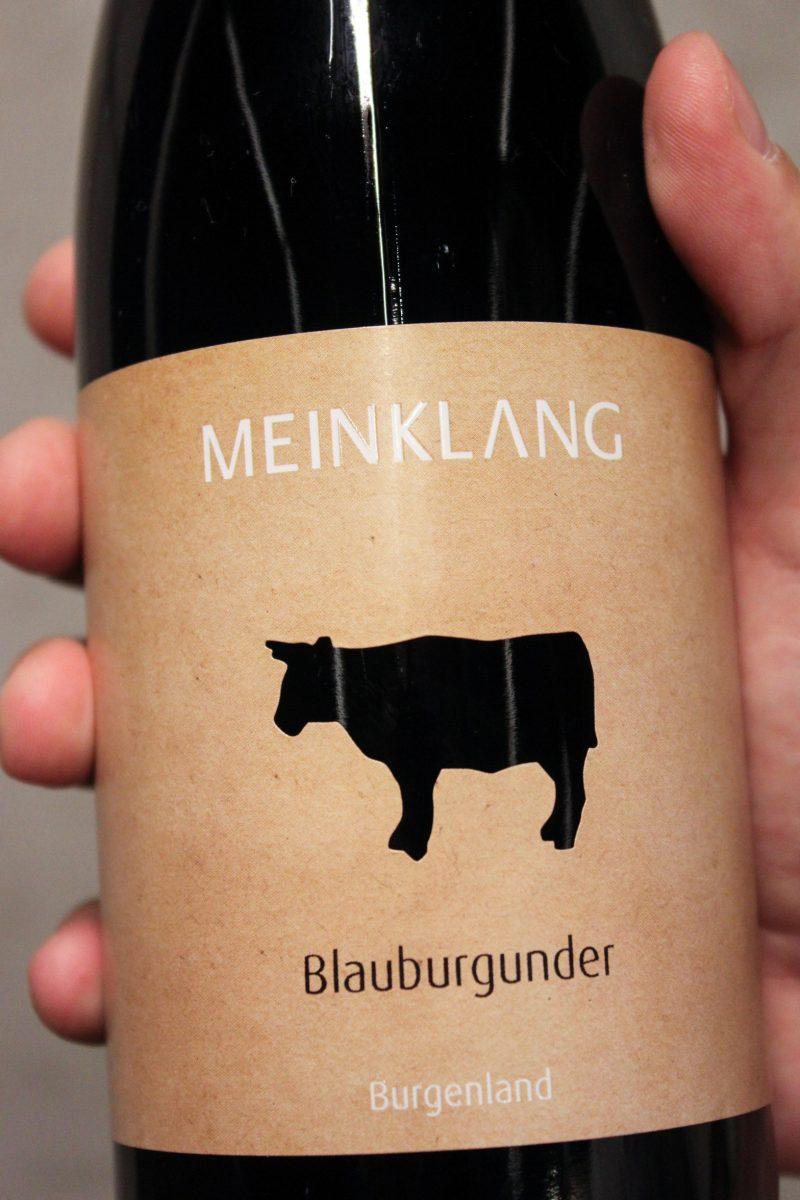 Blauburgunder Nah Naturwein