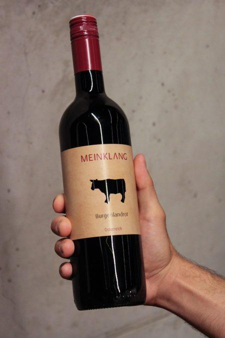 Burgenlandrot Demeter Naturwein