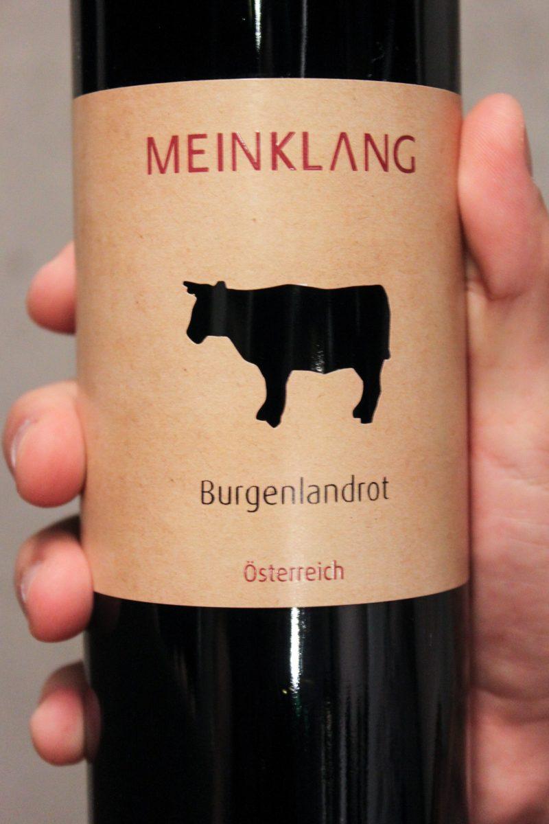 Burgenlandrot Nah Naturwein