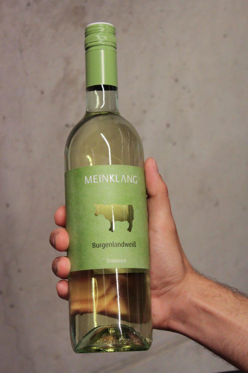 Burgenlandweiß Naturwein Demeter