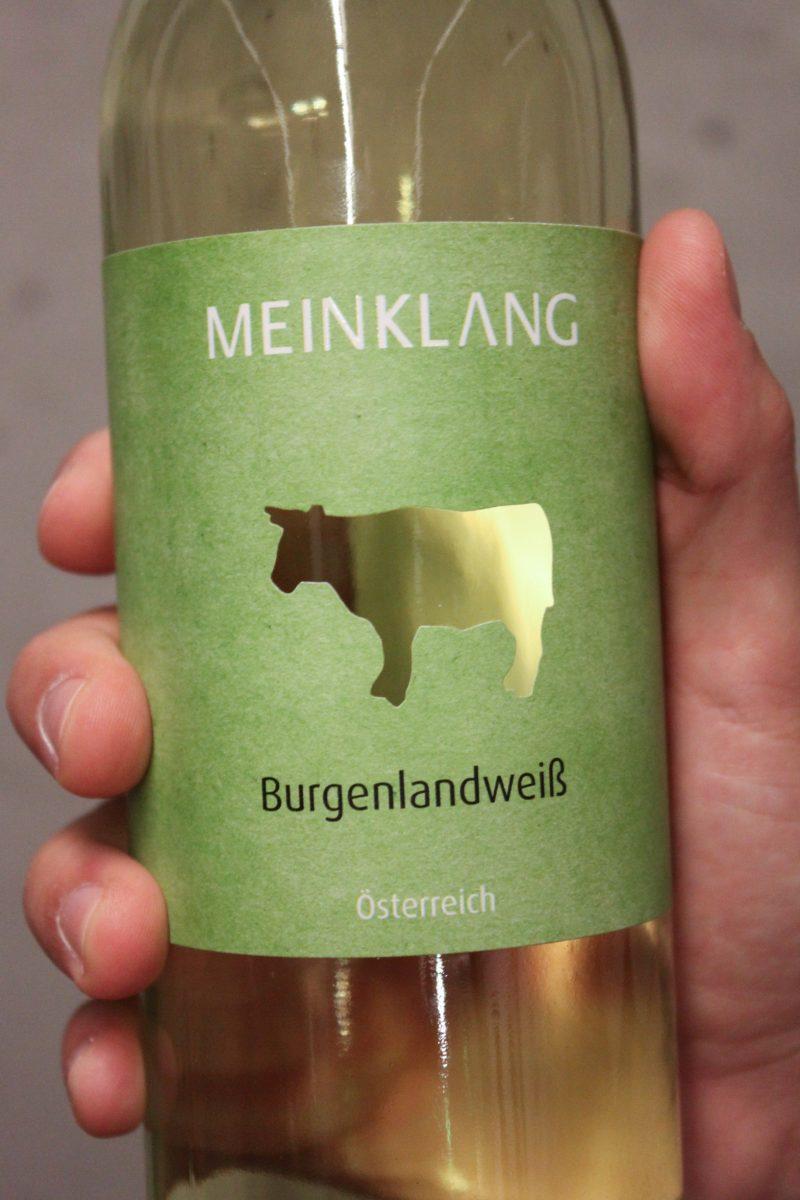 Burgenlandweiß Nah Naturwein