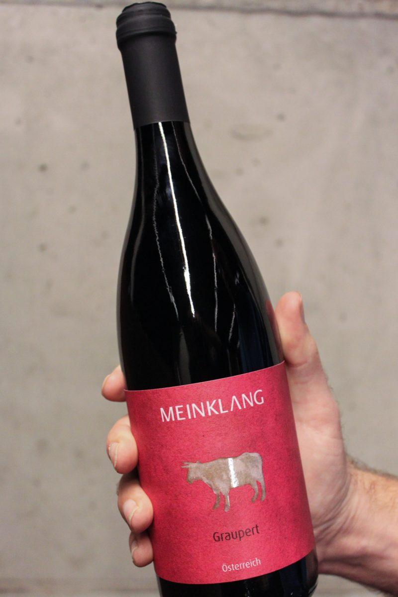 Graupert Zweigelt Naturwein